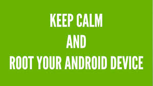 keep calm android root
