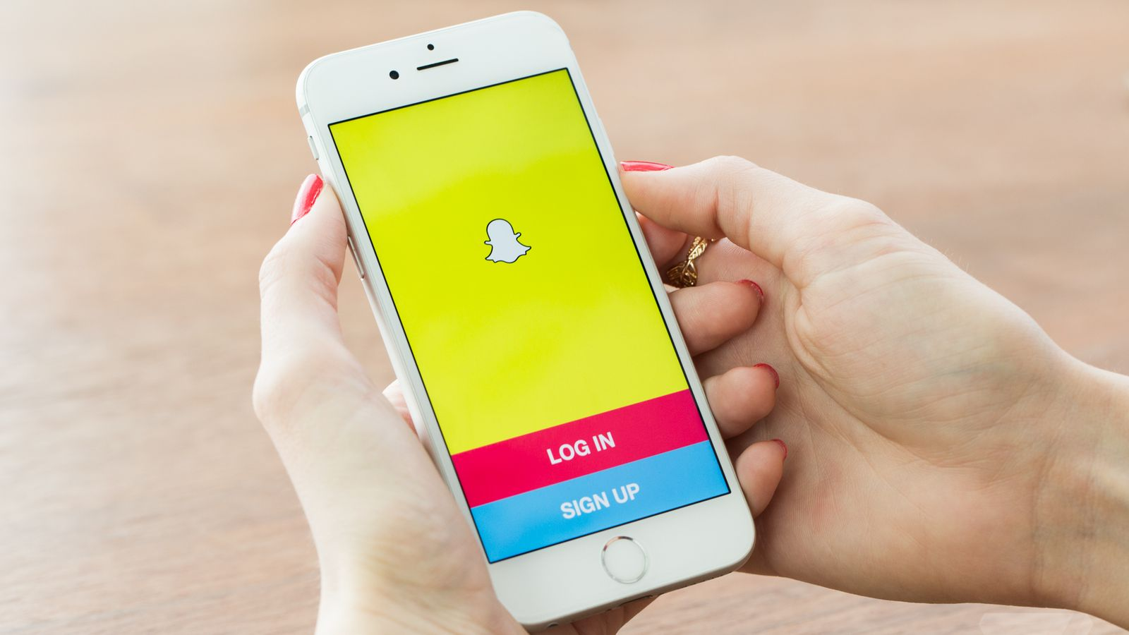 snapchat takip iphone