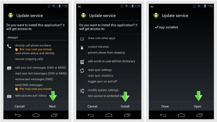 mspy android kurulumu hizmeti güncelle